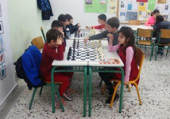 Πρωτάθλημα σκάκι για όλους τους μαθητές Βάρης, Βούλας και Βουλιαγμένης