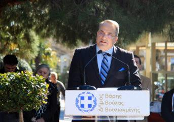 Κωνσταντέλλος προς Χρυσοχοΐδη: Εξάγετε ταραχές από το κέντρο στο Καβούρι