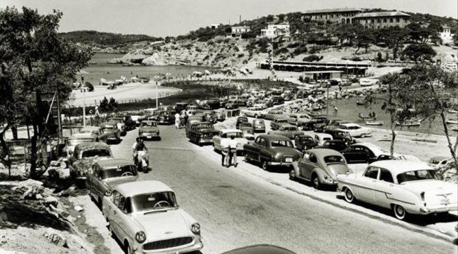 """Μια μαρτυρία για τη Βουλιαγμένη του '50 και τον ταξιτζή """"Μανώλη Τραμπαρίφα"""""""