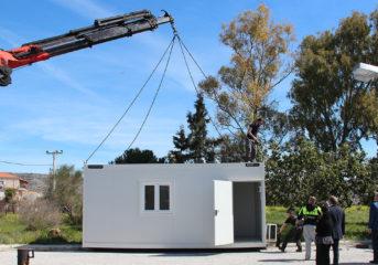 Νέα επικουρική αίθουσα ασφαλείας στο Κέντρο Υγείας Βάρης