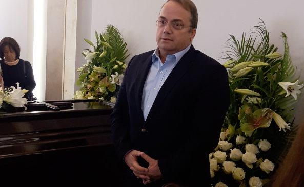 Ο Γρηγόρης Κωνσταντέλλος για τον Δημήτρη Ράπτη (video)