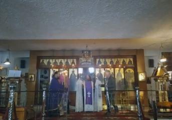 Χαλαρά μέτρα προστασίας στην εκκλησία του Κόρμπι Βάρης