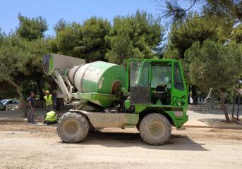 Διακόπτονται για το καλοκαίρι τα αντιπλημμυρικά έργα στη Βουλιαγμένη