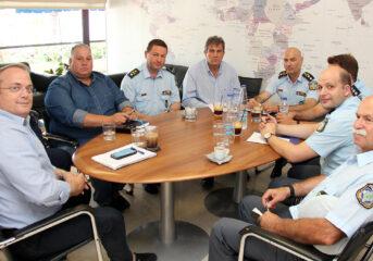 Συνεργασία Δήμου 3Β και ΕΛΑΣ για ελέγχους στην εστίαση