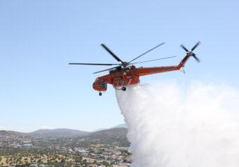 Ο έγκαιρος συντονισμός εξουδετέρωσε τον πύρινο κίνδυνο στη Βάρη