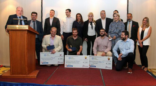 Τα βραβεία νεοφυούς επιχειρηματικότητας από τον Δήμο Βάρης Βούλας Βουλιαγμένης