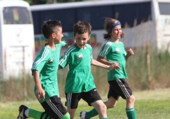 Στη Βάρη θα προπονούνται οι μικροί ποδοσφαιριστές του Παναθηναϊκού