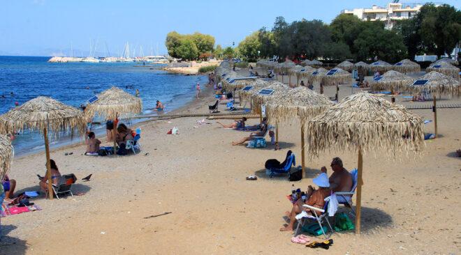 Μελετώντας τον κορονοϊό στις παραλίες του Δήμου 3Β
