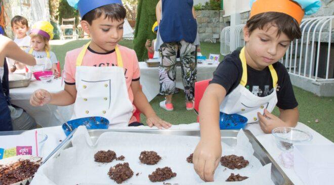 Γιατί είναι σημαντικές οι δραστηριότητες μαγειρικής στην προσχολική ηλικία;