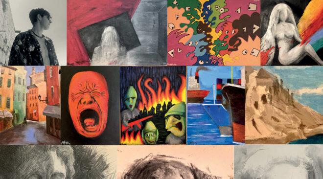 Άκης Κορωνάκης: Από το Graffiti στον καμβά