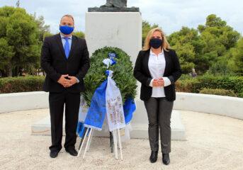 Βούλα: Ο εορτασμός της 28ης Οκτωβρίου (photos)