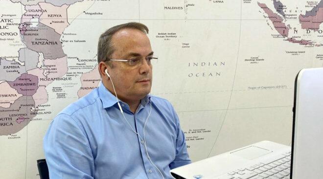 Αντιπρόεδρος του ευρωπαϊκού δικτύου Civitas ο Γρηγόρης Κωνσταντέλλος