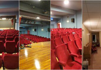 Νέα εικόνα για το Δημοτικό Θέατρο Βάρης